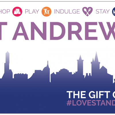 St Andrews Gift Card