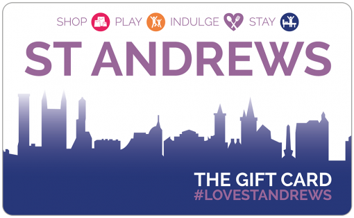 St Andrews Gift Card